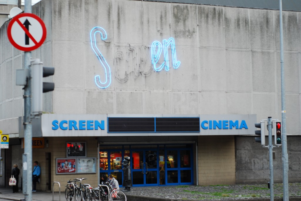 Screen Cinema, Originally &quot;The New Metropole&quot;